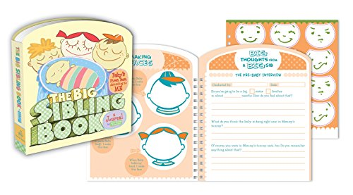 9780307461971: The Big Sibling Book: Baby's First Year According to ME