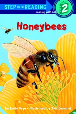 9780307462176: Honeybees (Step-Into-Reading, Step 2)