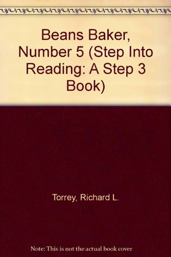 9780307463357: Beans Baker, Number 5 (Step-Into-Reading, Step 3)