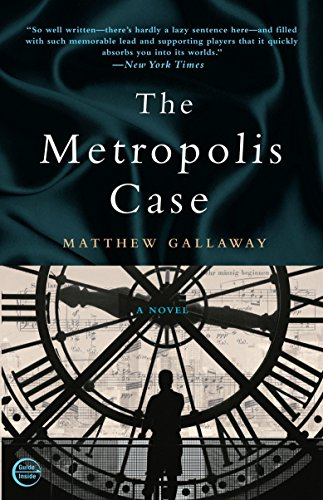 9780307463432: The Metropolis Case: A Novel