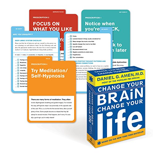 9780307464576: Change Your Brain, Change Your Life Deck