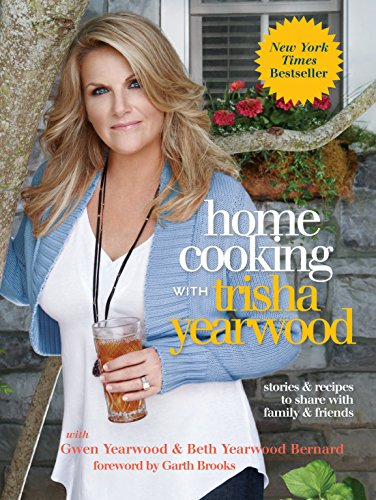 9780307465238: Home Cooking With Trisha Yearwood
