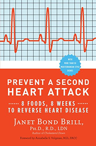 9780307465252: Prevent a Second Heart Attack: 8 Foods, 8 Weeks to Reverse Heart Disease