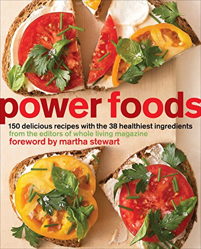 9780307465320: Power Foods: 150 Delicious Recipes with the 38 Healthiest Ingredients