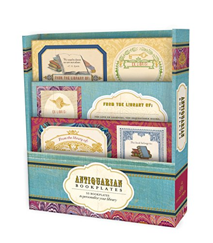 9780307465382: Antiquarian Bookplates