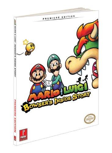 9780307465658: Mario & Luigi: Bowser's Inside Story: Prima Official Game Guide (Prima Official Game Guides)