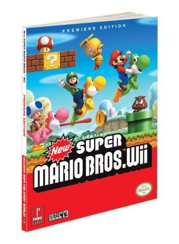 9780307465924: New Super Mario Bros Wii: Prima's Official Game Guide (Prima Official Game Guides)