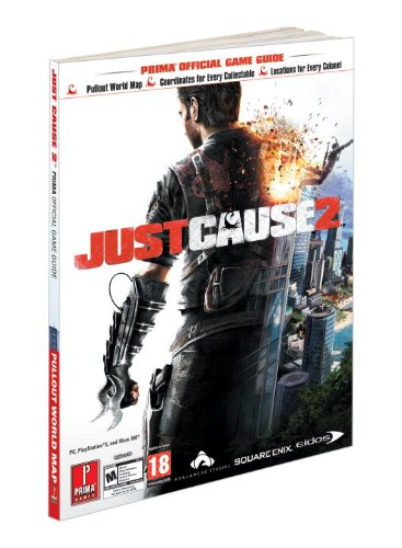 9780307465986: Just Cause 2 (Prima Official Game Guides)
