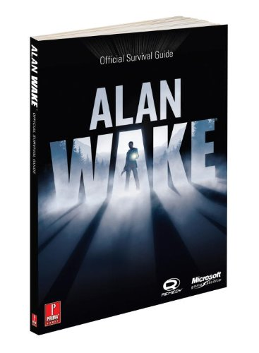 9780307466525: Alan Wake: Official Survival Guide (Prima Official Game Guides)