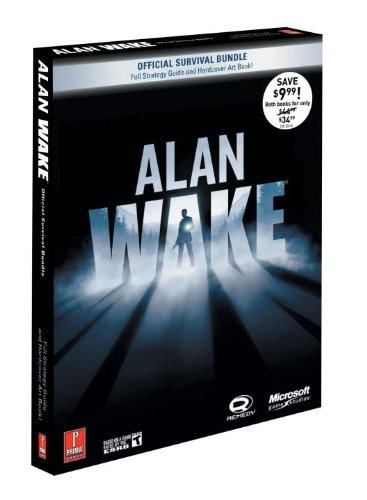 9780307466549: Alan Wake: Official Survival Bundle [With Strategy Guide]