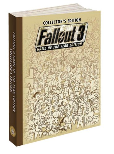 9780307466587: Fallout 3 Game of the Year Collector's Edition: Prima Official Game Guide