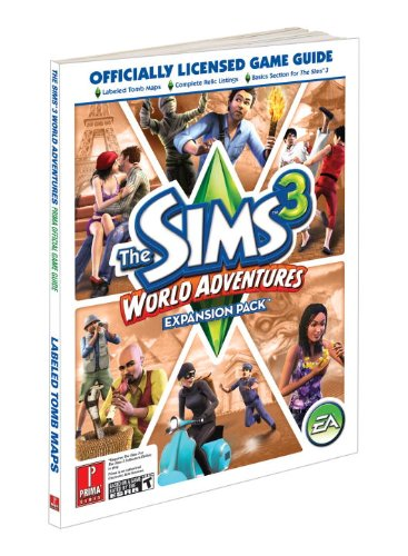 9780307466594: The Sims 3: World Adventures: Prima Official Game Guide (Prima Official Game Guides)