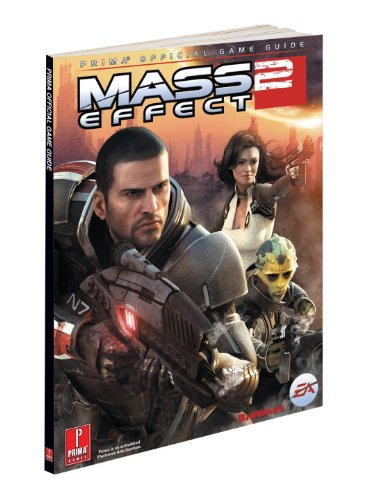 9780307467065: Mass Effect 2 Official Game Guide