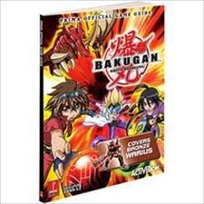 9780307467171: Bakugan Battle Brawlers Strategy Guide