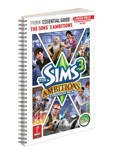 9780307467423: Sims 3 Ambitions (Prima Essential Guide)