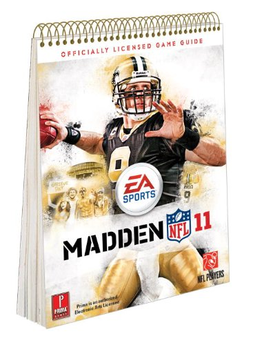 9780307467447: Madden NFL 11: Prima Official Game Guide