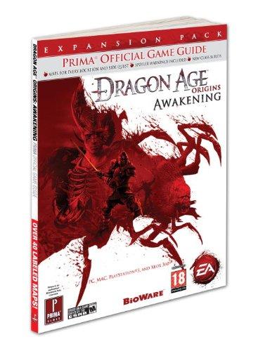 9780307468352: Dragon Age: Awakening: Prima's Official Game Guide (Prima Official Game Guides)