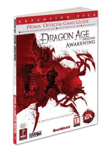 9780307468352: Dragon Age: Origins - Awakening: Prima Official Game Guide (Prima Official Game Guides)