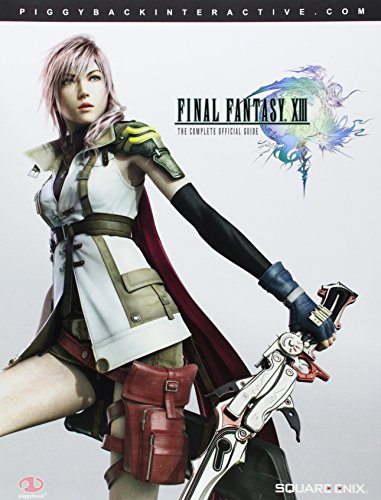 9780307468376: Final Fantasy XIII: The Complete Official Guide [import anglais]