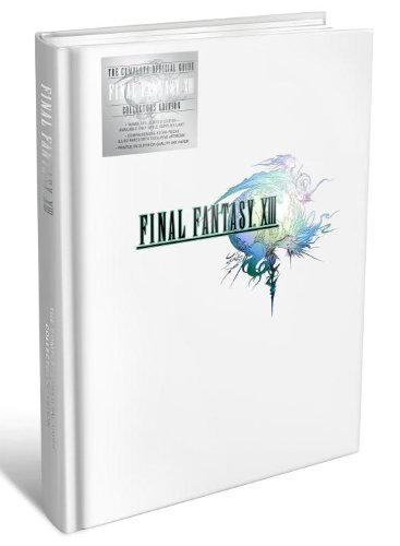 9780307468383: Final Fantasy XIII Complete Official Guide