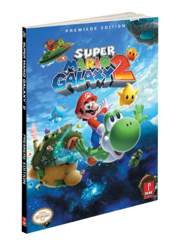 9780307469076: Super Mario Galaxy 2: Prima Official Game Guide (Prima Official Game Guides)