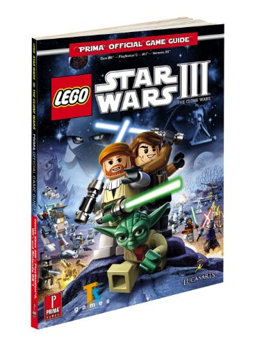 9780307469137: Lego Star Wars 3: The Clone Wars Official Game Guide (Prima Official Game Guides)