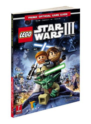 9780307469137: Lego Star Wars III: The Clone Wars: Prima Official Game Guide (Prima Official Game Guides)