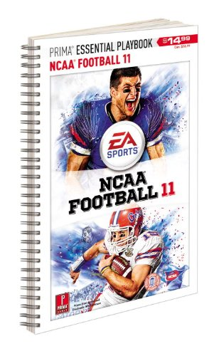 9780307469564: NCAA Football 11 - Prima Essential Guide: Prima Official Game Guide (Prima Essential Playbooks)