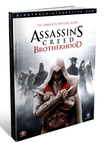 9780307469694: Assassins Creed Brotherhood Complete Official Guide