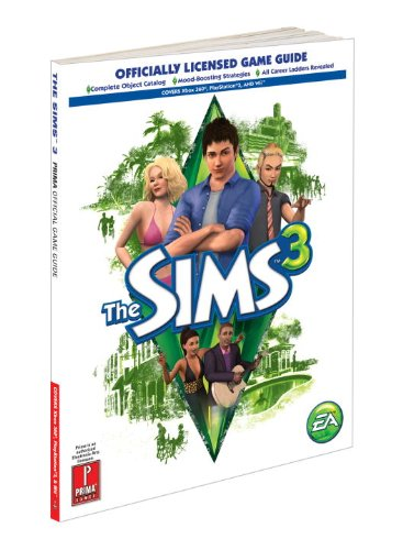 9780307469793: The Sims 3 (Console): Prima Official Game Guide