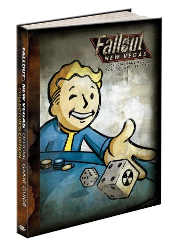 Fallout New Vegas Collector's Edition: Prima Official Game Guide