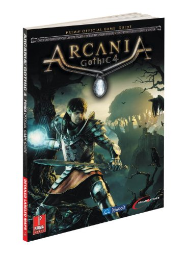 9780307470218: Arcania: A Gothic Tale Official Game Guide