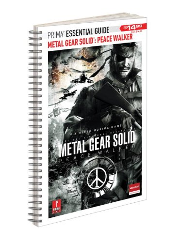 9780307470287: Metal Gear Solid Peace Walker: Prima Official Essential Guide (Prima Essential Guides)