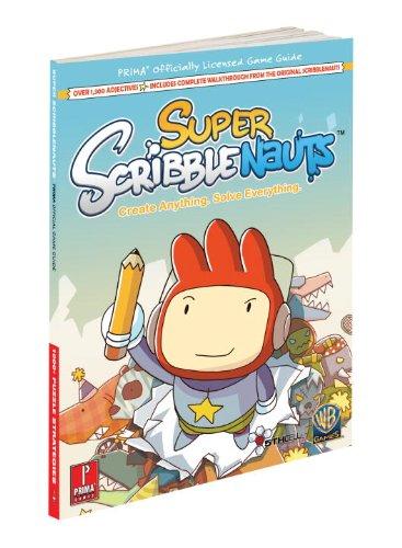 9780307470874: Super Scribblenauts: Prima Official Game Guide
