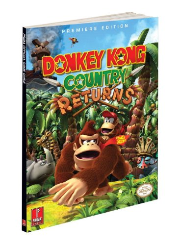 9780307471024: Donkey Kong Country Returns: Prima's Official Game Guide (Prima Official Game Guides)