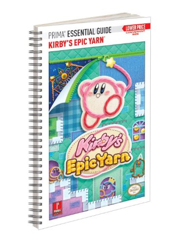 9780307471048: Kirby's Epic Yarn - Prima Essential Guide: Prima Official Game Guide