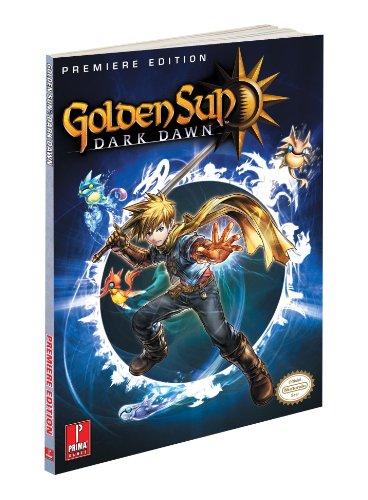 9780307471062: Golden Sun: Dark Dawn: Prima Official Game Guide