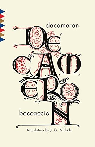 9780307472175: Decameron (Vintage Classics)