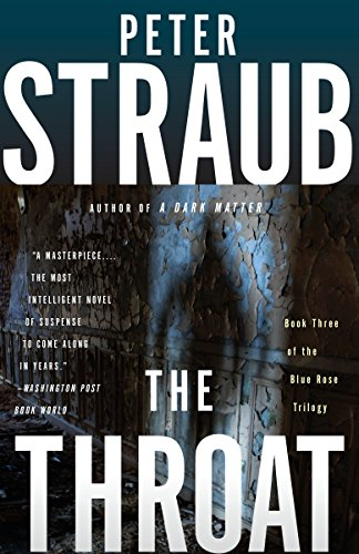9780307472236: The Throat: Blue Rose Trilogy (3)