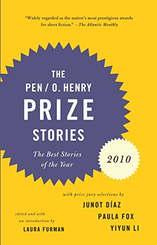 9780307472366: PEN/O. Henry Prize Stories 2010 (The O. Henry Prize Collection)