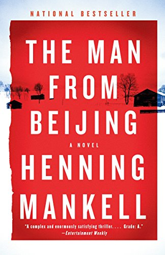 The Man from Beijing (Vintage Crime/Black Lizard): Mankell, Henning