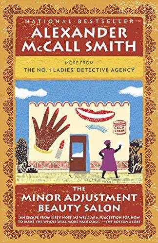 9780307473004: The Minor Adjustment Beauty Salon (No. 1 Ladies' Detective Agency Series)