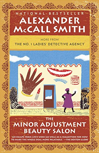 9780307473004: The Minor Adjustment Beauty Salon (No. 1 Ladies' Detective Agency Series)