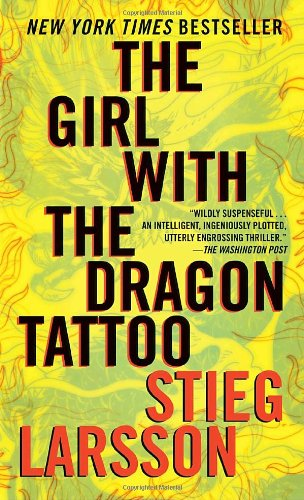Image result for The Girl with the Dragon Tattoo - Stieg Larsson