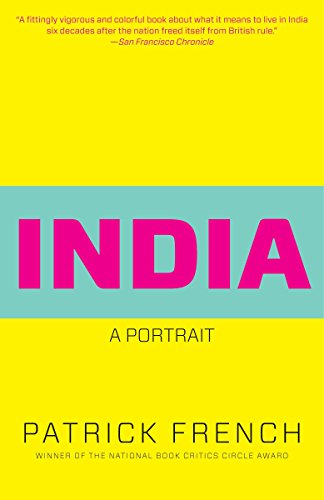 9780307473486: India: A Portrait (Vintage Departures)