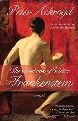 9780307473776: The Casebook of Victor Frankenstein: A Novel