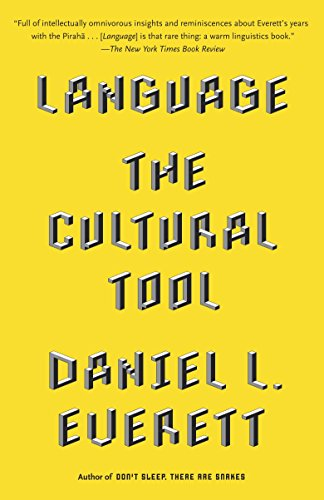 9780307473806: Language: The Cultural Tool