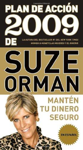 9780307473882: Plan de Accion 2009 de Suze Orman: Manten Tu Dinero Seguro (Vintage Espanol)