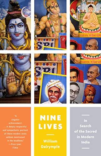 9780307474469: Nine Lives: In Search of the Sacred in Modern India (Vintage Departures)