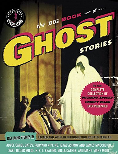 9780307474490: The Big Book of Ghost Stories
